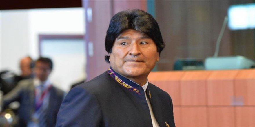 Bolivya'nın istifa eden Devlet Başkanı Morales: Seçimlerde aday değilim
