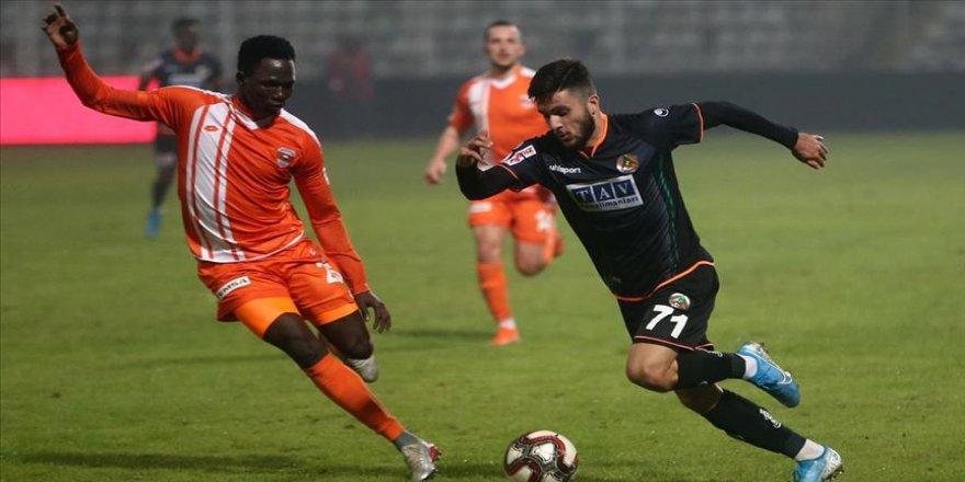 Ziraat Türkiye Kupası 5. turunda Aytemiz Alanyaspor son 16 turuna yükseldi
