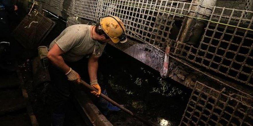 Maden işletmelerinde, 2018 yılında 812 milyon ton atık meydana geldi.