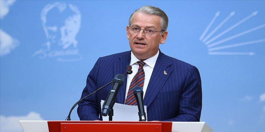 Eski CHP Milletvekili Haluk Pekşen AK Parti'ye tazminat ödeyecek