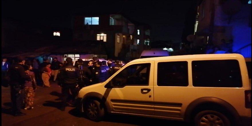 Gebze'de Kız Kaçırma Kavgası !