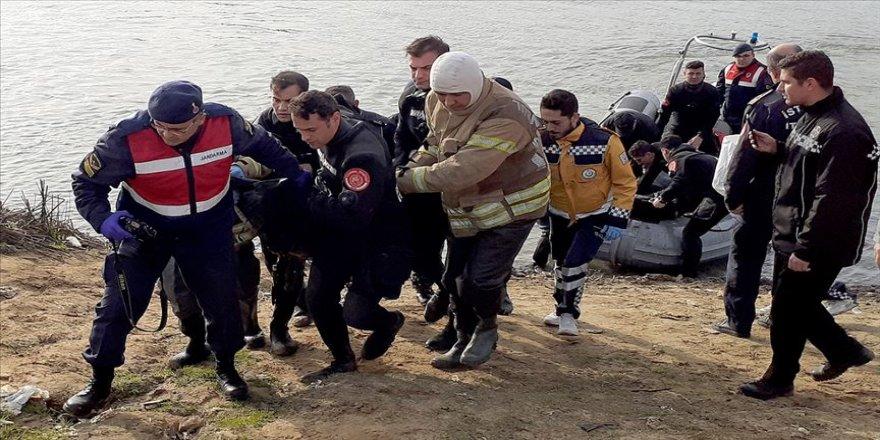 Terkos Gölü'nde kaybolan 2 kişinin cesedi bulundu