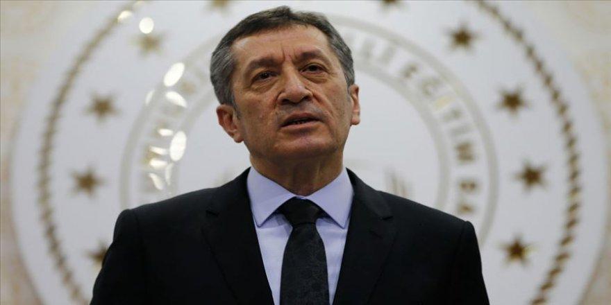 Milli Eğitim Bakanı Selçuk: Türkiye her 3 alanda da ilerleme sağlayan tek ülke