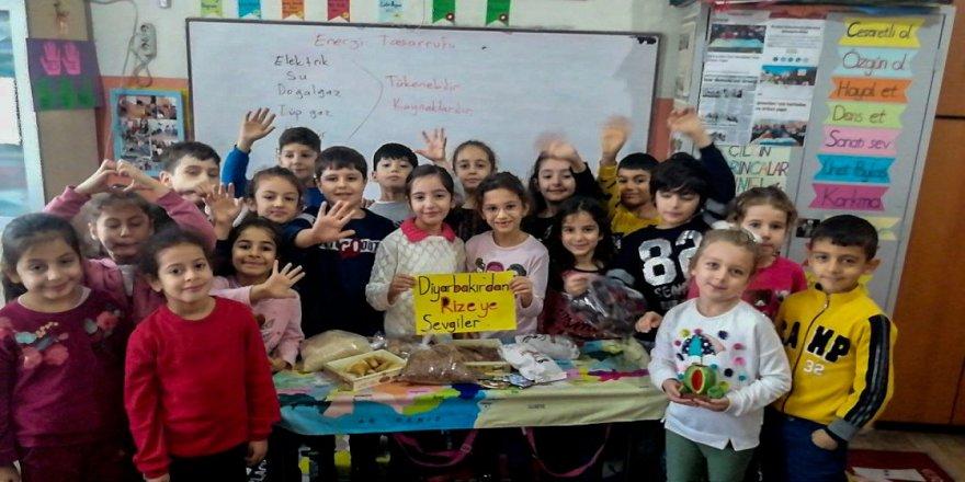 Diyarbakır'dan Rize'ye 'halay ve horon kardeşliği'