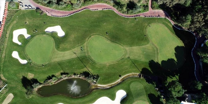 Antalya golfte İspanya ve Portekiz'e rakip