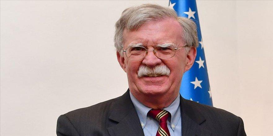Bolton: Trump Kuzey Kore'nin nükleer programını durdurmada ciddi değil