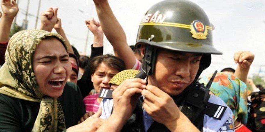 Ömer Faruk Gergerlioğlu,MHP Uygur Türkleri'ne sessiz kalıyor