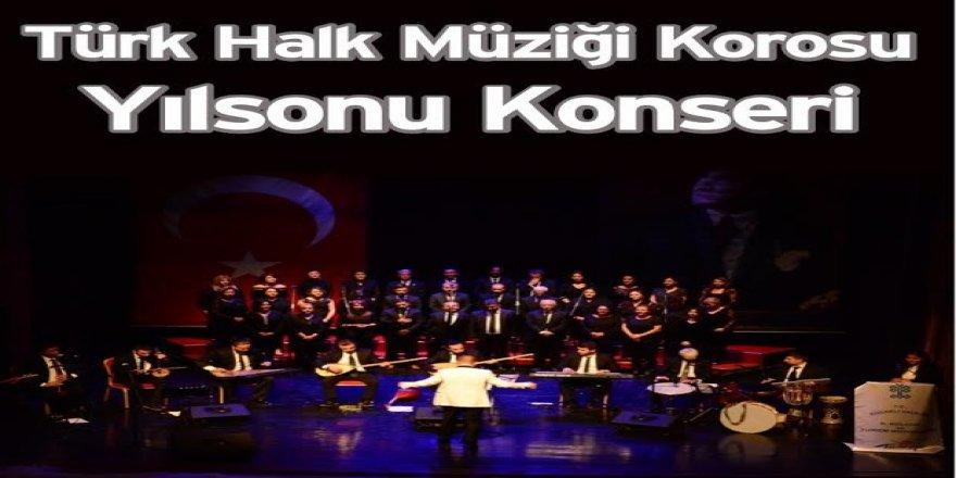 SDKM'de  'Yılsonu Konseri'