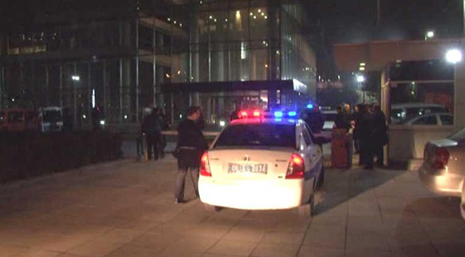 Hürriyet'in Ankara Bürosu'na Silahlı Saldırı