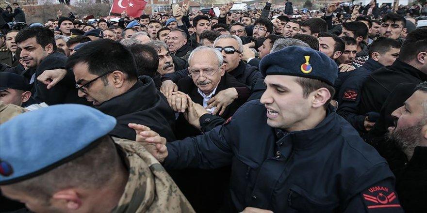 Kılıçdaroğlu'na yönelik saldırıya ilişkin 36 kişi hakkında dava açıldı