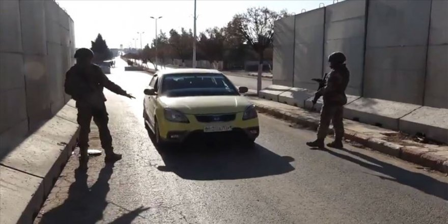 MSB: Barış Pınarı Harekatı bölgesinde arama-tarama faaliyetleri sürüyor