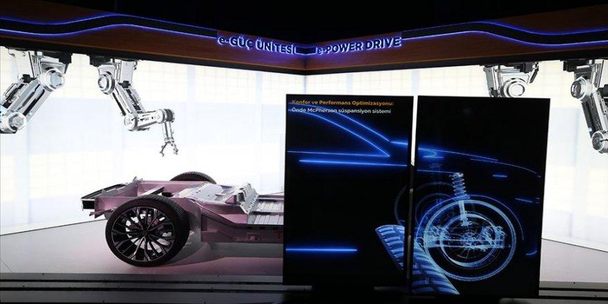 'Türkiye'nin otomobili' tanıtılıyor