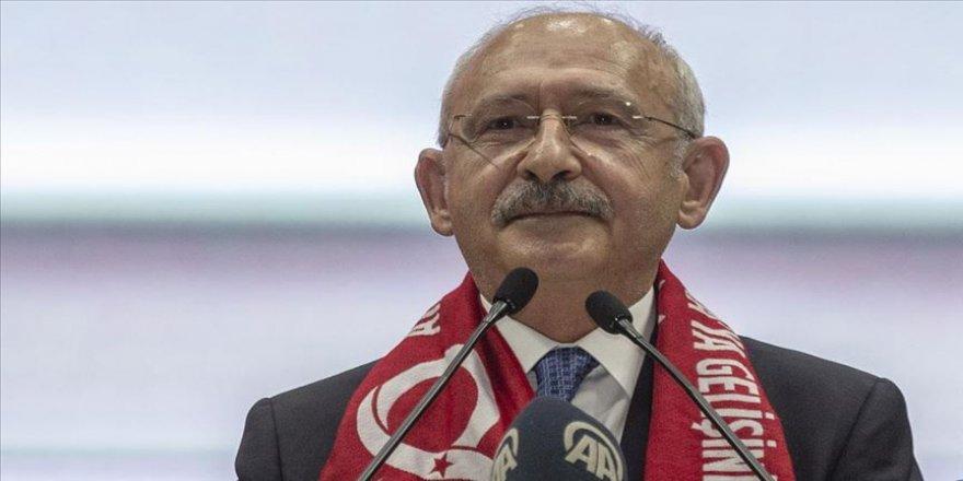 CHP Genel Başkanı Kılıçdaroğlu: Atatürk'ün Ankara'ya gelişinin 100. yılını büyük bir coşkuyla kutluyoruz