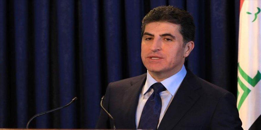 IKBY Başkanı Barzani'den 'Irak belirsiz bir geleceğe sürükleniyor' uyarısı