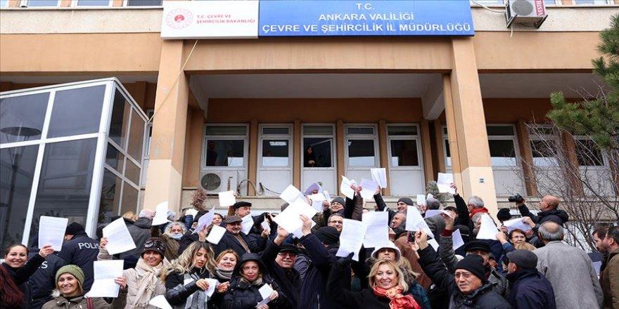 CHP'liler Kanal İstanbul'un ÇED Raporu'na itiraz dilekçesi verdi