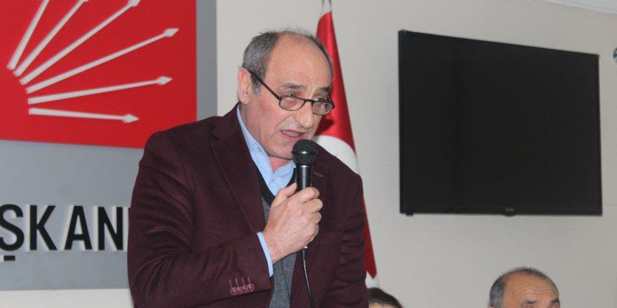 Atatürk düşmanlarını belediyede istemiyoruz