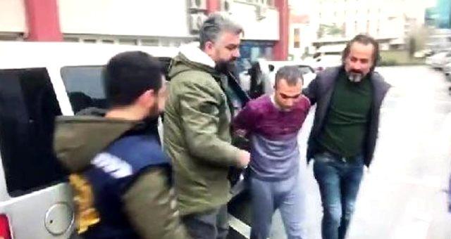 Gebze'de cinayet işleyen şahıs cezaevi firarisi çıktı !