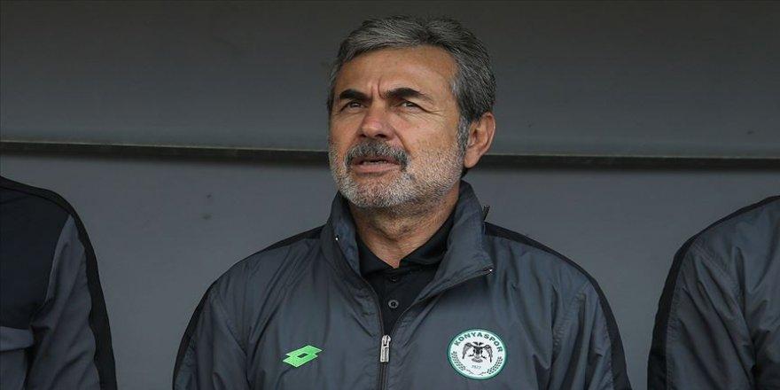 Konyaspor Kulübünden Aykut Kocaman'a destek açıklaması