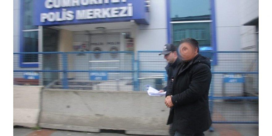 Gebze'de hastanede terör estiren koca tutuklandı