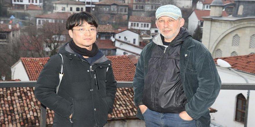 Uzak Doğulu turistlerin gönüllü turizm elçisi: Sakin Sakarya