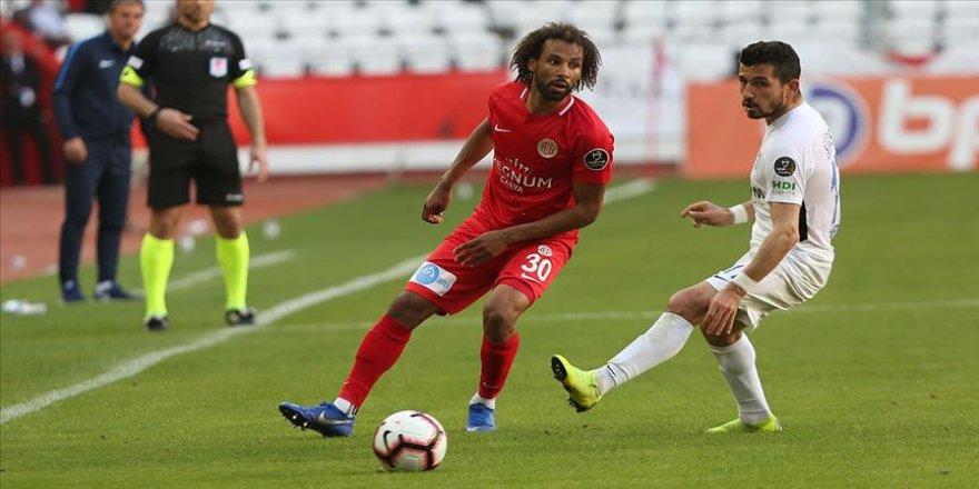 Antalyaspor'un ilk yarı karnesi