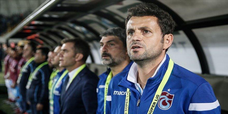 Kapısından 12 yaşında girdiği Trabzonspor'da teknik direktör oldu