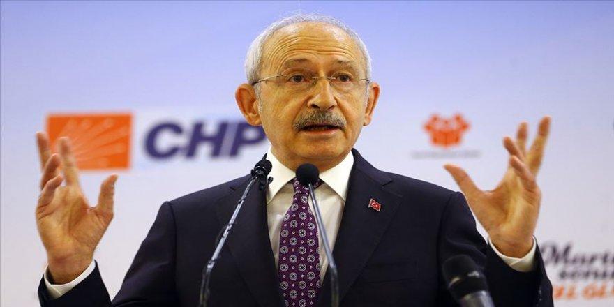 CHP Genel Başkanı Kılıçdaroğlu'ndan Libya açıklaması