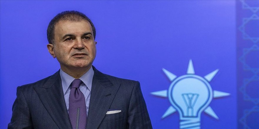 AK Parti Sözcüsü Çelik: Hukuksuz kuşatmaya Yüce Meclis Libya tezkeresi ile tarihi cevap verdi