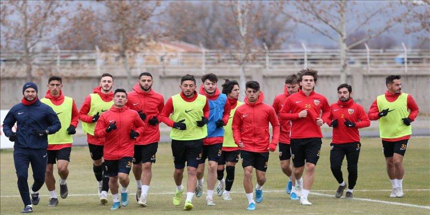 Kayserispor'da transfer çalışmaları hızlandı