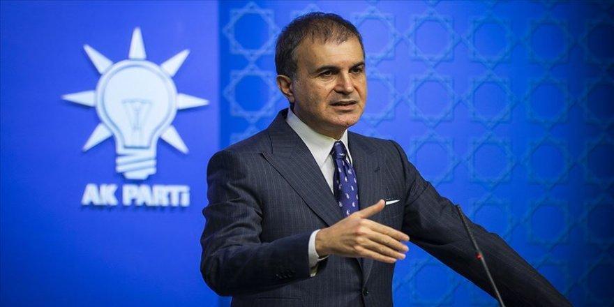 AK Parti Sözcüsü Çelik: İran-ABD gerginliği kaygı verici