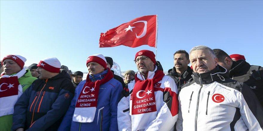 Bakan Kasapoğlu: Türkiye mazlumların umudu ve insanlığın ruhudur