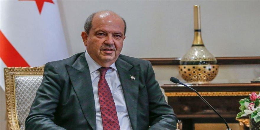 KKTC Başbakanı Tatar: Eastmed projesinin Türkiye'nin onayı olmadan uygulanması mümkün değildir