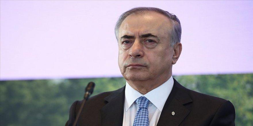 Galatasaray Kulübü Başkanı Cengiz: MHK başkanı bir kulüp başkanına hesap veremez