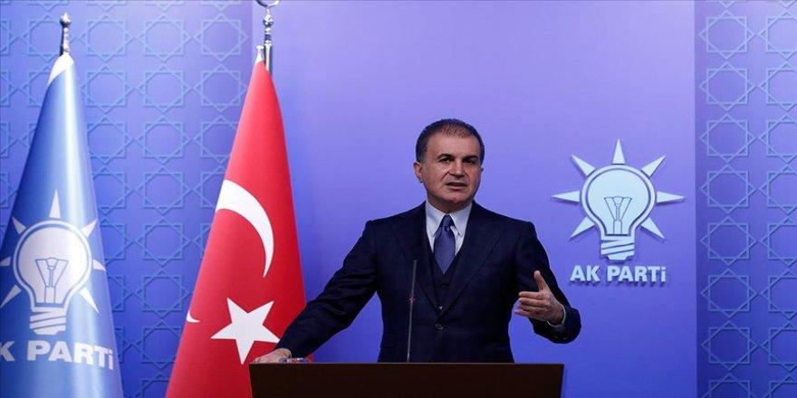AK Parti Sözcüsü Çelik: Süleymani'nin öldürülmesi Orta Doğu'da ilişkiler denklemini etkileyecek sonuçlar doğurdu