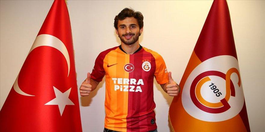 Uruguaylı sol bek Galatasaray'da