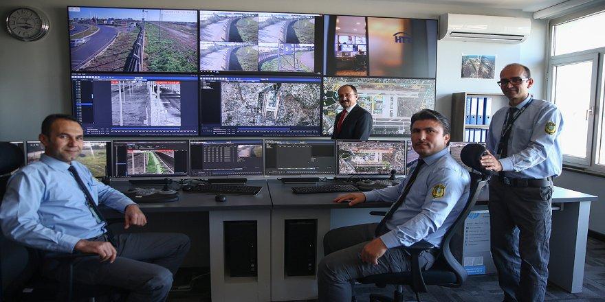 Antalya Havalimanı'nda güvenlik 'yerli ve milli' sistemlerle üst seviyede