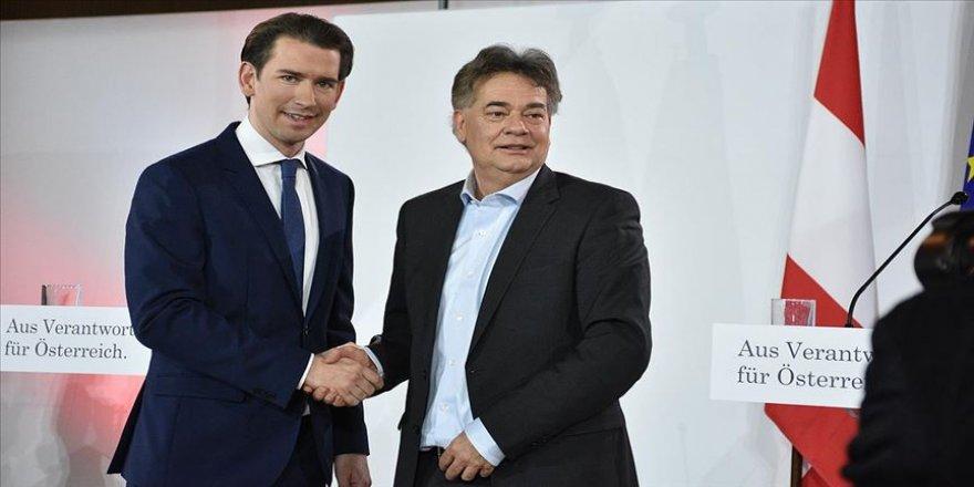 Avusturya'da yeni hükümet yemin ederek göreve başladı