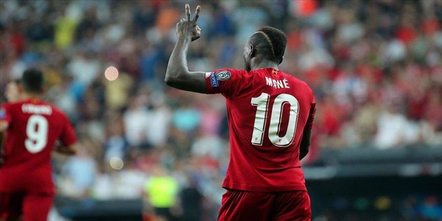 2019'un en iyi Afrikalı futbolcusu Mane