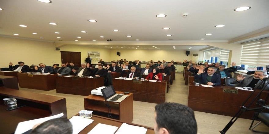 Çayırova'da Ocak Meclisine Sunulan Maddeler Kabul Edildi
