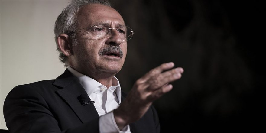 CHP Genel Başkanı Kılıçdaroğlu: Orta Doğu'nun barışa ihtiyacı var