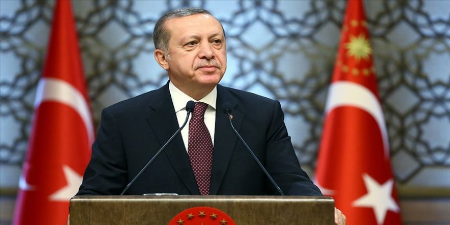Cumhurbaşkanı Erdoğan'dan 10 Ocak Çalışan Gazeteciler Günü mesajı