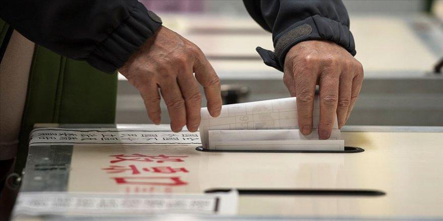 Tayvan'da liderlik ve milletvekili seçimlerine doğru