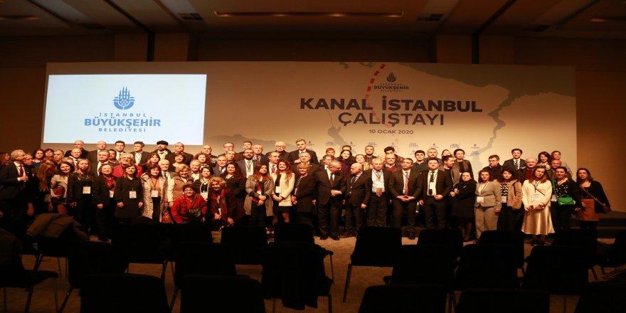 """""""Son sözümüz Ya Kanal Ya İstanbul"""""""