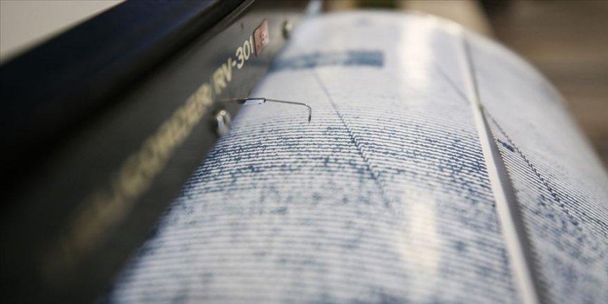 Marmara Denizi'nde 4,7 büyüklüğünde deprem meydana geldi