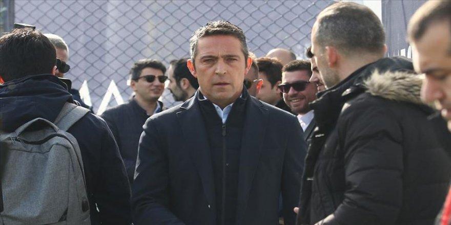Fenerbahçe Kulübü Başkanı Ali Koç'tan 'takım harcama limiti' açıklaması
