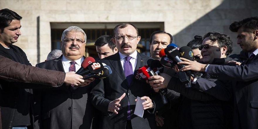 İmar alanında düzenlemeler içeren kanun teklifi Meclis'e sunuldu