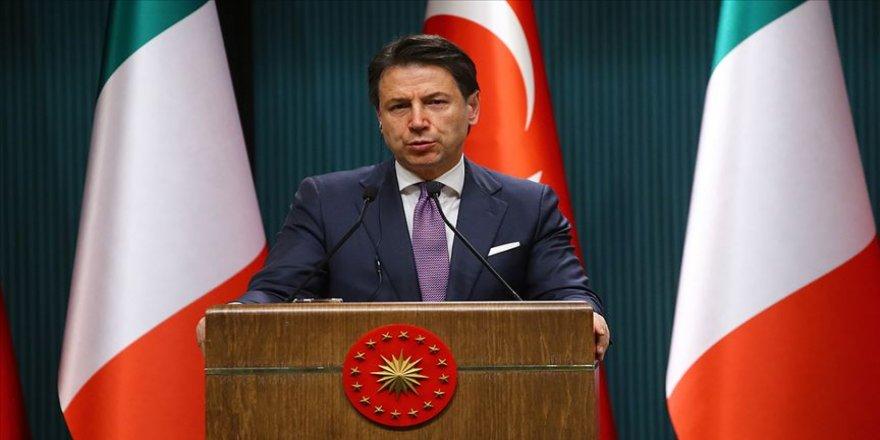İtalya Başbakanı Conte: Libya'da Türkiye ve Rusya'nın girişimiyle tesis edilen ateşkese olumlu bakıyorum