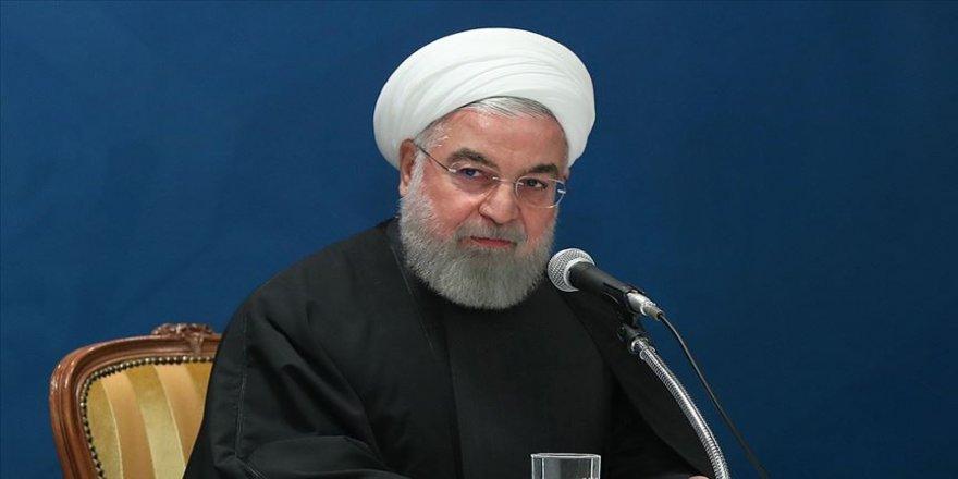 Ruhani'den Ukrayna uçağının düşürülmesine ilişkin 'affedilmez hata' açıklaması