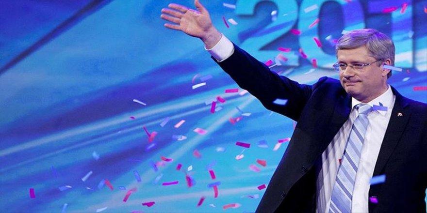 Eski Kanada Başbakanı Harper: Orta Doğu'da barış için İran'da rejim değişmeli