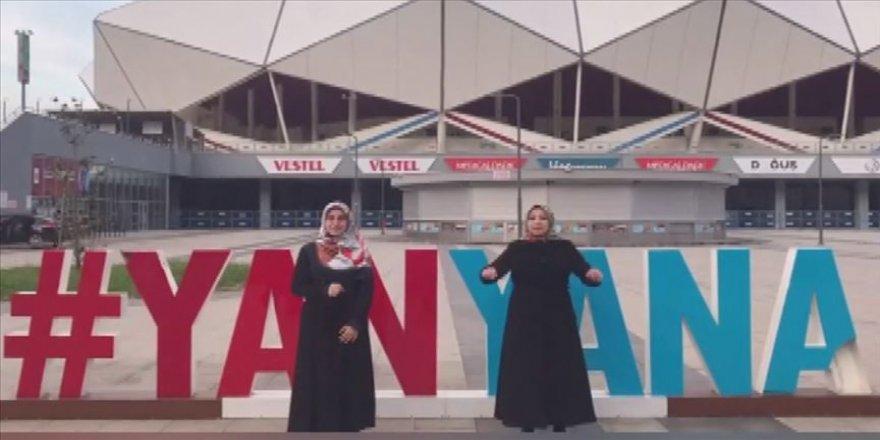 Üniversite öğrencileri, işaret diliyle Trabzonspor Marşı klibi hazırladı